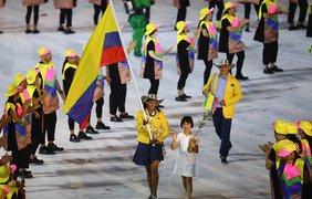 В Рио-де-Жанейро началась церемония открытия Олимпиады-2016