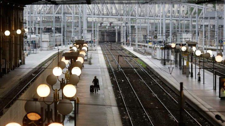ВСоединенном Королевстве Великобритании железнодорожники начали пятидневную забастовку