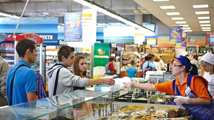 Госстат: базовая дефляция летом составила 0,4%