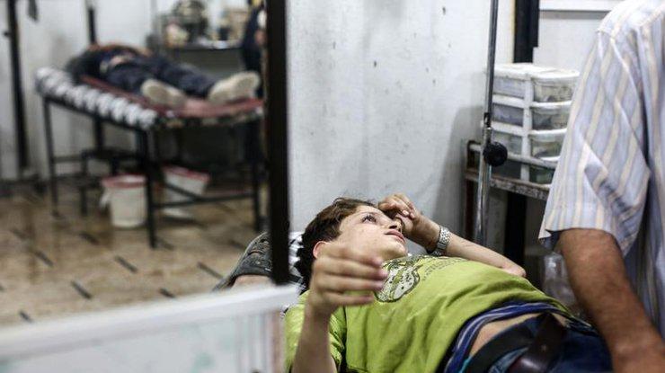 «Врачи без границ» сказали обавиаударах погоспиталю вСирии