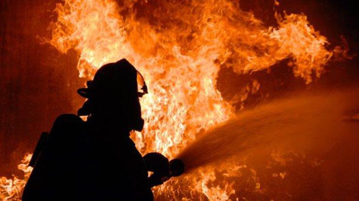 ВВиннице вмногоквартирном доме произошел пожар