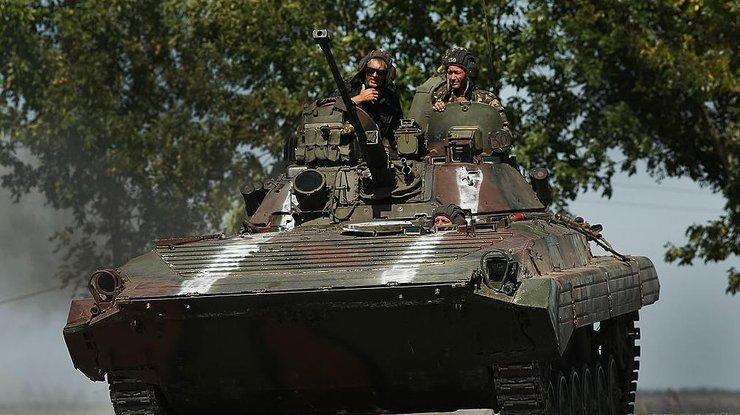 Штаб: оккупанты накрыли минометным огнём Широкино иВодяное