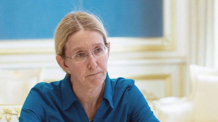 Супрун: Украина получила 2,5 млн. доз БЦЖ