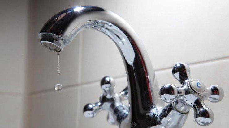 Около 100 тысяч украинцев остались без воды из-за аварии