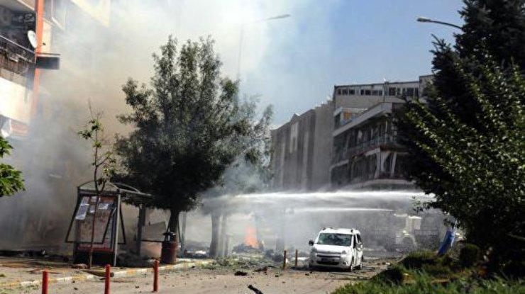Число раненых из-за теракта навостоке Турции выросло до 48 человек