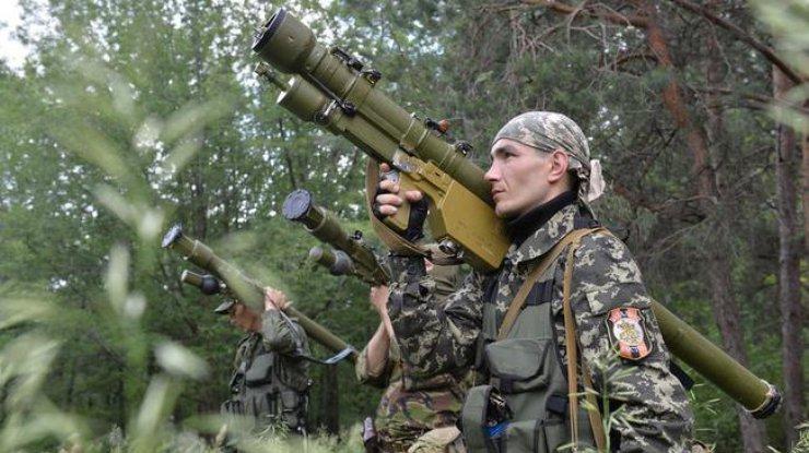 Силы АТО пощипали боевиков— четверо уничтожены, пятеро ранены