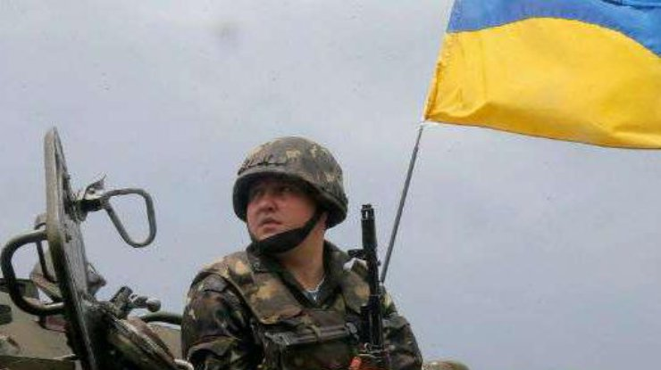 Штаб АТО: Под Станицей Луганской погибли двое украинских военных