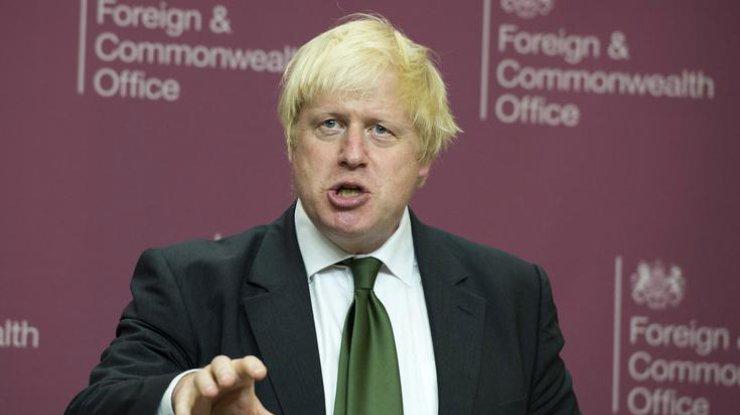 Великобритания поддерживает целостность Украины—Б.Джонсон