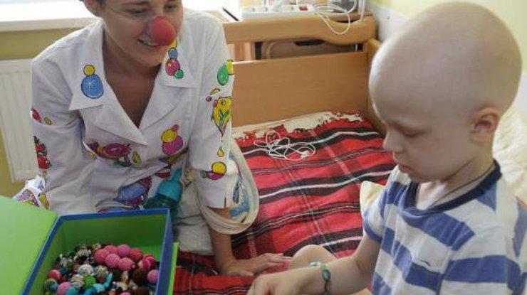 Гройсман: Онкобольные дети напротяжении 3-4 дней получат лекарства