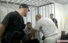 Водителя из Николаева арестовали