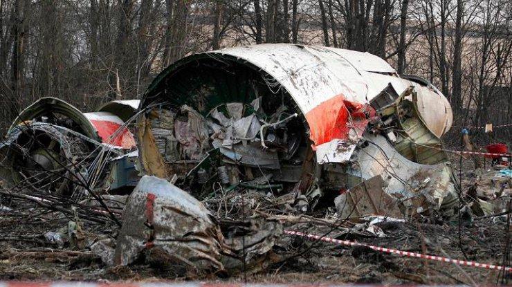 Власти Польши приняли решение обнародовать архив окрушении Ту-154 под Смоленском
