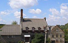 Первая электростанция в Украине