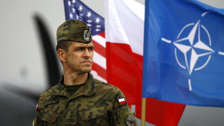ВНАТО назвали дату появления «сил сдерживания России» вПрибалтике