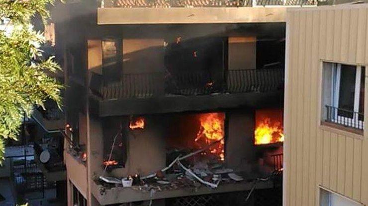 ВИспании произошел взрыв вжилом доме, один человек умер