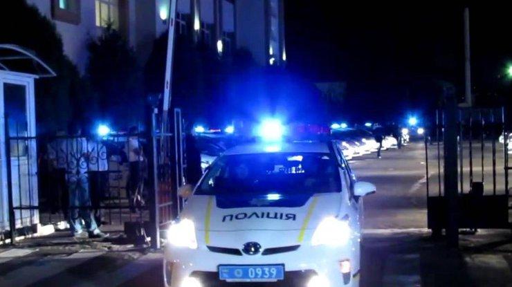 Около торгового центра вЛуцке произошел взрыв