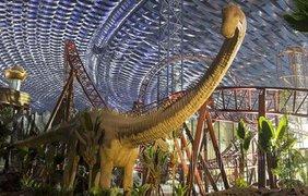 Парк развлечений в Дубае