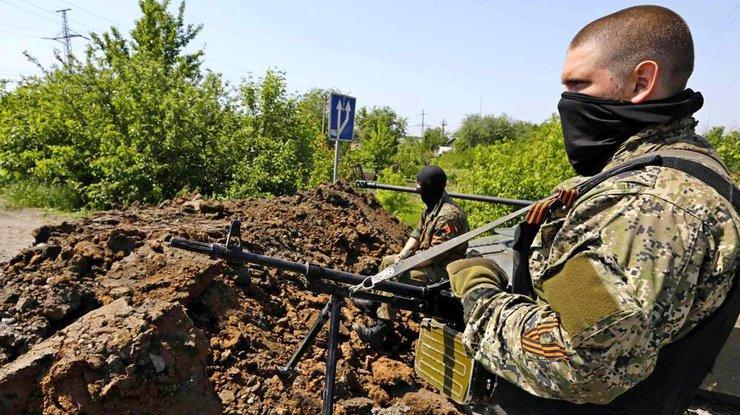 Боевики нарушили перемирие шесть раз— Штаб АТО