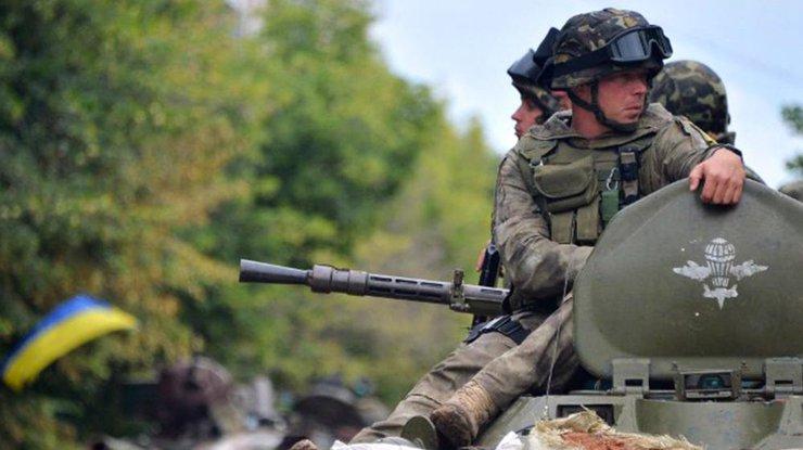 Украина усилила армию навостоке июге страны
