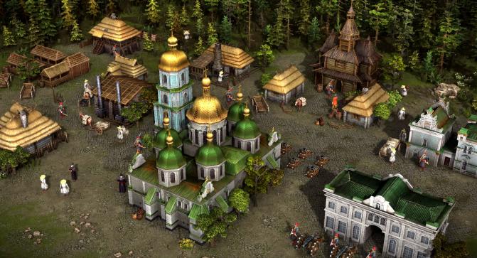 казаки игра 2016 скачать торрент русская версия