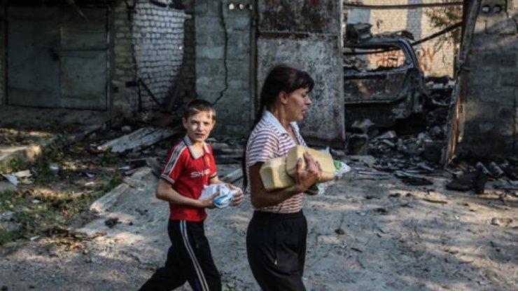 Взоне АТО пропавшими без вести остаются около 1,5 тысячи человек