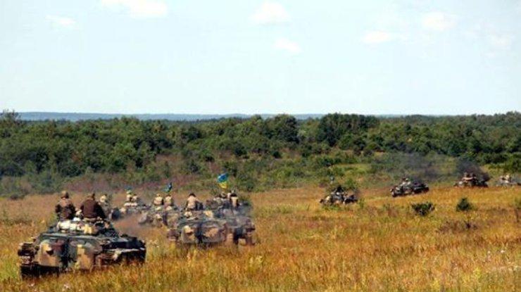 Сегодня начинается осуществление соглашения оботводе войск наДонбассе— Марчук
