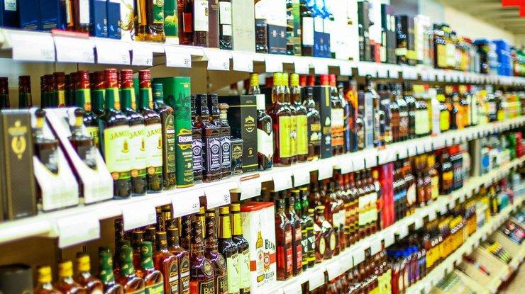 АМКУ оспорит запрет наночную реализацию алкоголя вКиеве