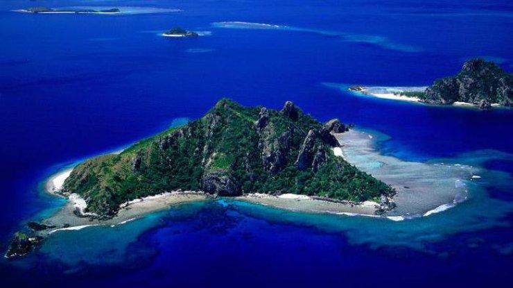 Землетрясение магнитудой 5,1 случилось вТихом океане уостровов Фиджи