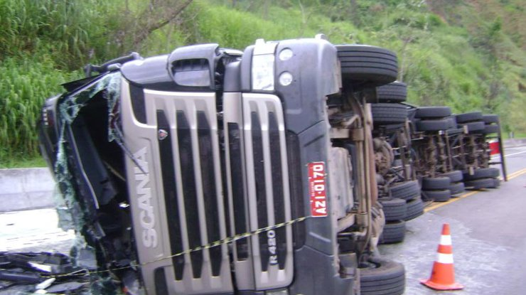 4 человека стали жертвами ДТП савтобусом вБразилии