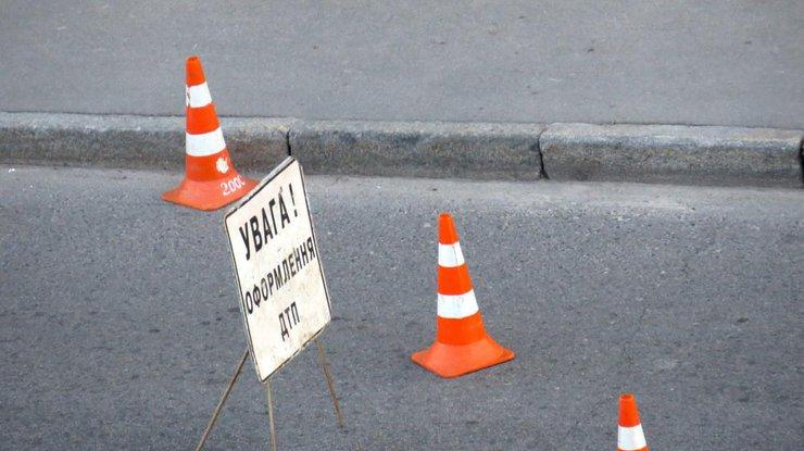 Под Черниговом джип насмерть сбил мужчину винвалидной коляске