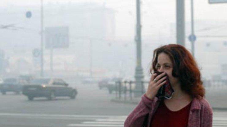 Неменее 92% населения Земли живет врайонах сповышенным загрязнением воздуха— ВОЗ
