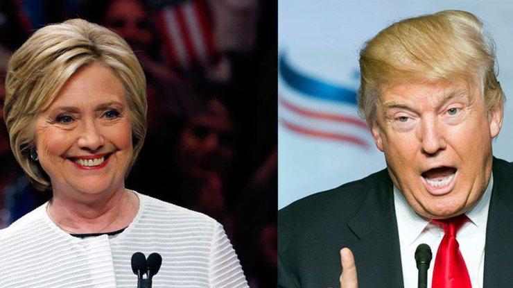 Дебаты Клинтон иТрампа смотрело рекордное количество человек— Исследование