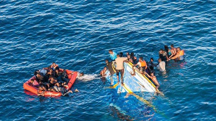 Крушение судна смигрантами вЕгипте: число погибших достигло 202