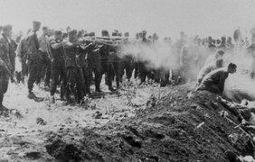 Жестокие события 1941 года в Киеве