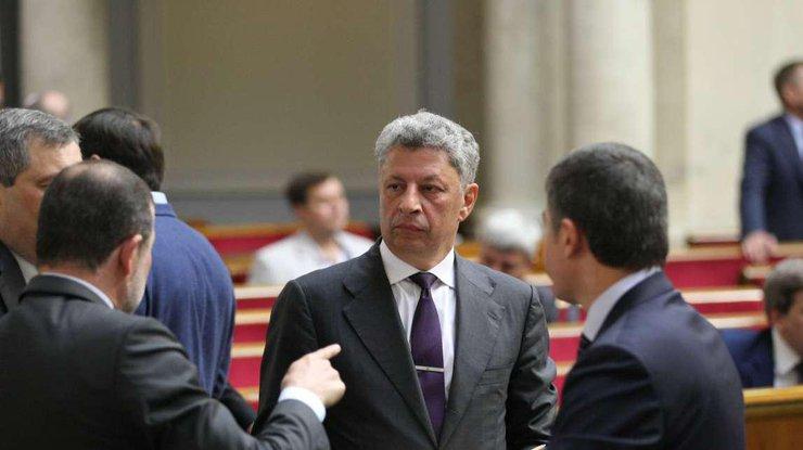 «Оппоблок» будет бойкотировать голосование заувольнение судей
