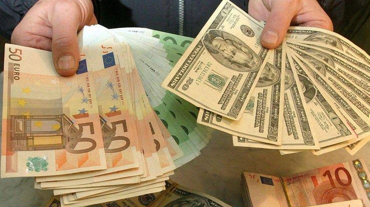 Курс доллар евро в украине форекс долгосрочный стратегия потери