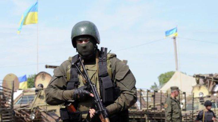 Боевики задень 13 раз обстреляли украинские позиции