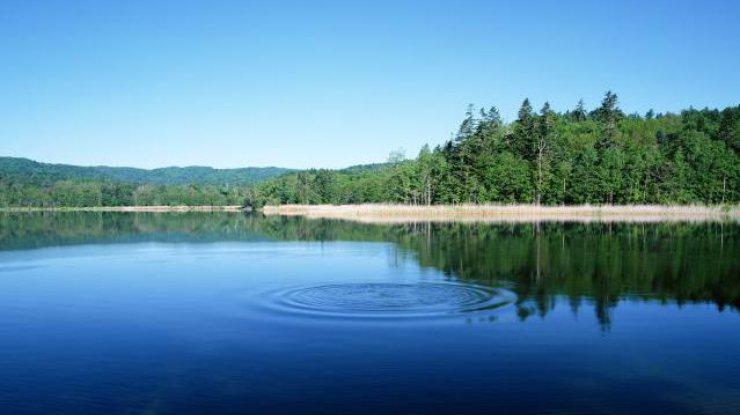 Про изнасивалование в озере