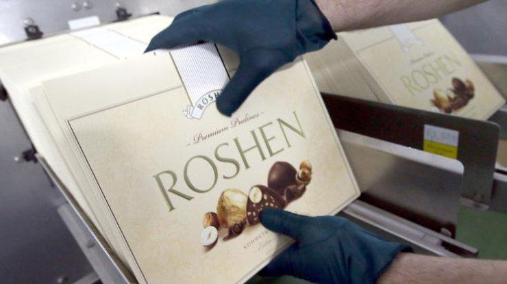 ВКиеве сказали оминировании всех магазинов Roshen Порошенко