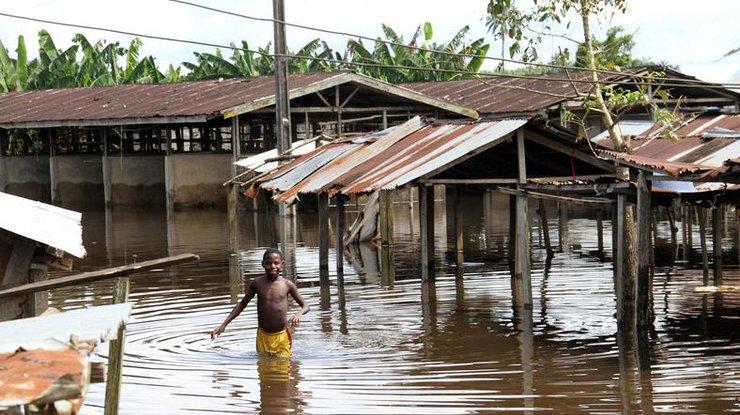 ВНигере 92 тыс. человек остались без жилья