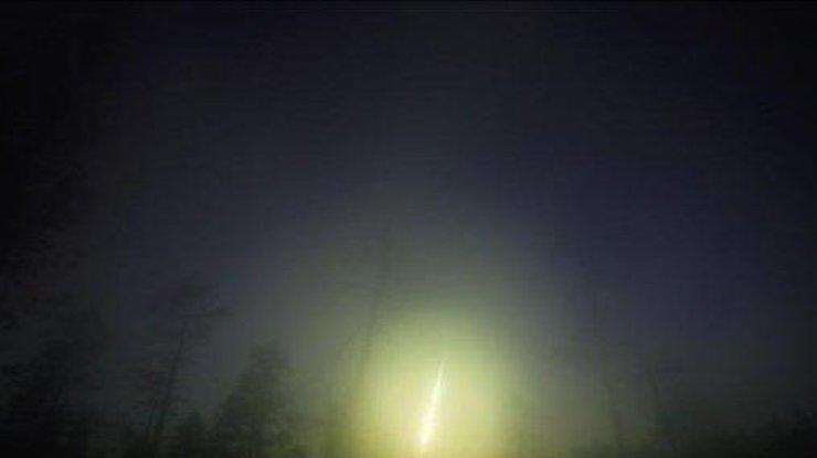 Внебе над Кипром взорвался метеорит инапугал жителей