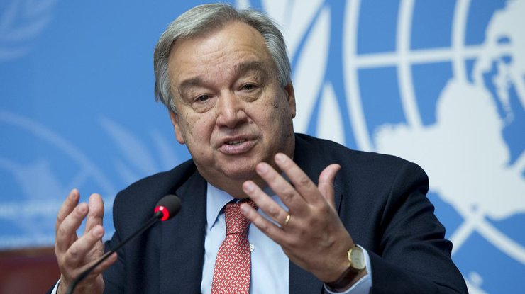 Новый генеральный секретарь ООН: 2017 год должен стать годом мира