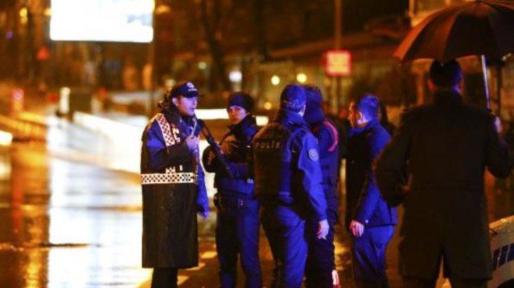 МИД: Турецкая милиция неразглашает гражданство погибших втеракте