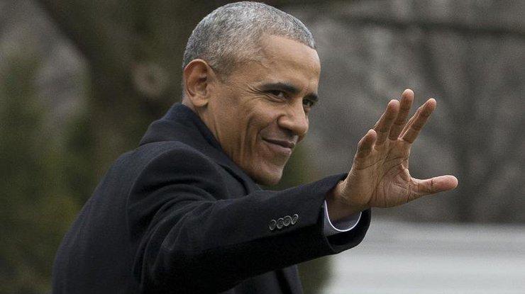 Барак Обама выступил вЧикаго споследней речью напосту президента США