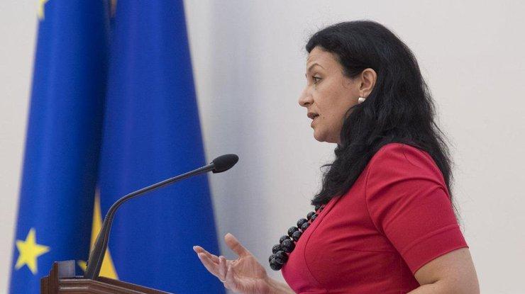 ВКабмине отказываются говорить осроках представления Украине безвиза