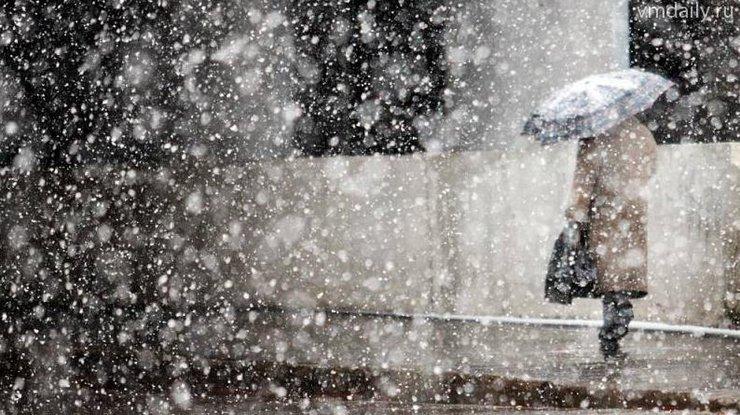 Назавтра вКиеве объявили штормовое предупреждение
