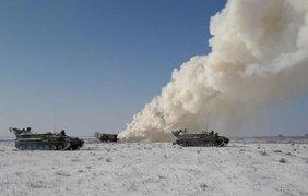 Украина провела новые ракетные учения вблизи Крыма