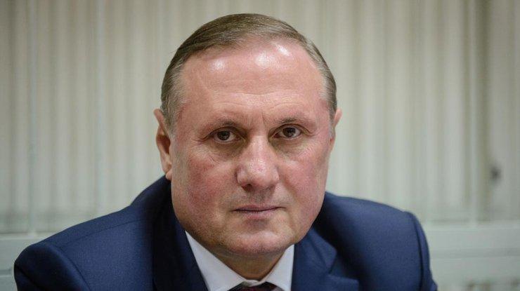 Экс-регионала Ефремова конвоировали вЛуганскую область
