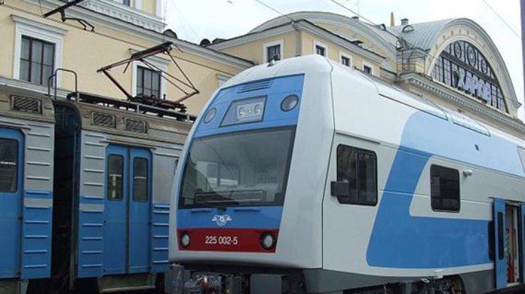 Поезд насмерть сбил нетрезвого жителя Харьковской области