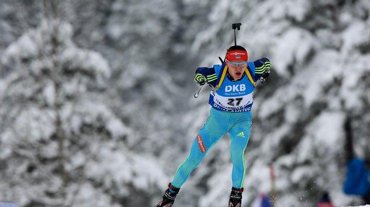 Домрачева финишировала тринадцатый вспринте вРупольдинге