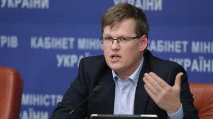 Каждый 2-ой работающий неплатит налоги вПенсионный фонд,— Розенко